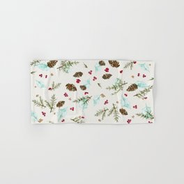 Winter walk Hand & Bath Towel