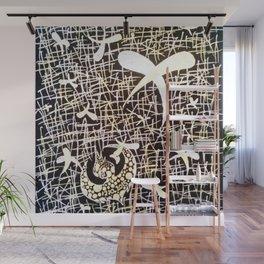 Black Book Series - Crosses Wall Mural