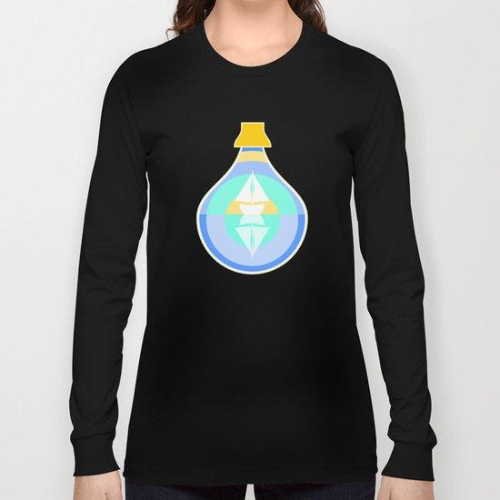 Ship in glass bottle Long Sleeve T-shirt