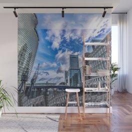London Canary Wharf  Wall Mural