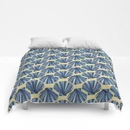 She sells, sea shells Comforters