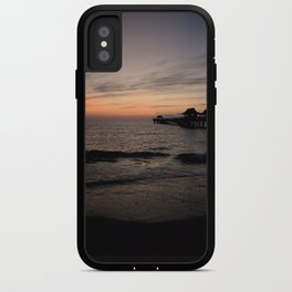 Florida Sunset Boardwalk iPhone Case