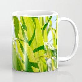 Corn leaves Coffee Mug