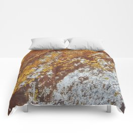 Vintage Texture 1 Comforters