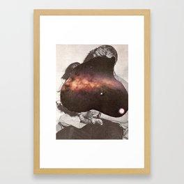 Contiguity Framed Art Print