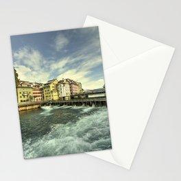 Weir of Lucerne Stationery Cards