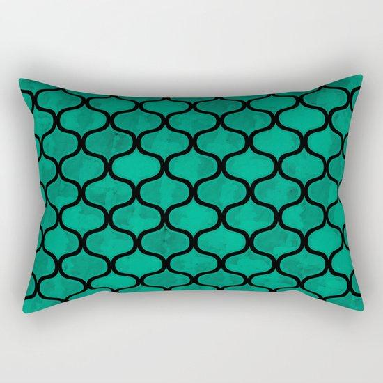 Lovely Pattern VV Rectangular Pillow