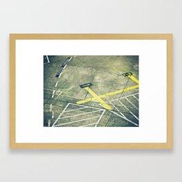 12STEP Framed Art Print