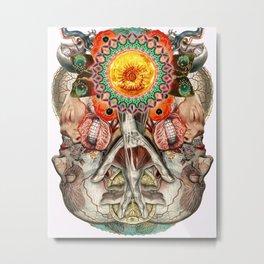 Losing the Human Form (Part 2) Metal Print