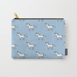 Cute Unicorn pattern Carry-All Pouch