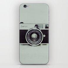 Film Camera Love: Canon iPhone & iPod Skin