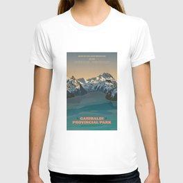 Garibaldi Park Poster T-shirt