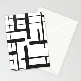 Lines #3 Stationery Cards