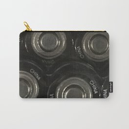 Dots. Fashion Textures Carry-All Pouch