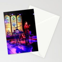 Kawehi in concert Stationery Cards