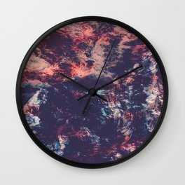 Sea Berry Wall Clock