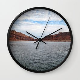 Lake Powell Wall Clock