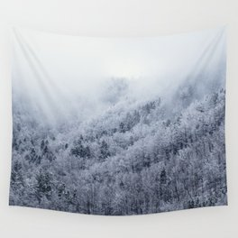 Winter Cometh Wall Tapestry