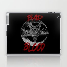 Bad Blood Laptop & iPad Skin