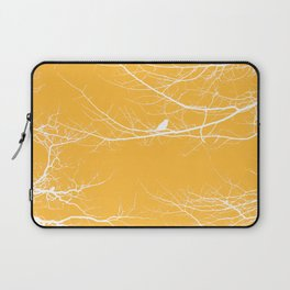 The Lonely Bird in the Tree III Laptop Sleeve