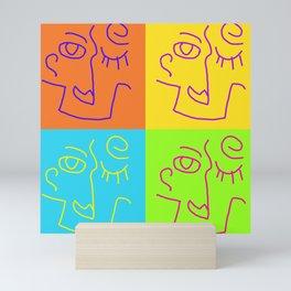 Imperfect Mini Art Print