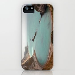 Man O' War Beach iPhone Case