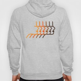 Golden Silhouettes Hoody