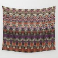 plane Wall Tapestries featuring Air Plane by Zandonai Pattern Designs