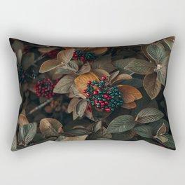 Fruit and Nature Rectangular Pillow