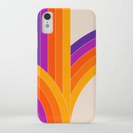 Bounce - Rainbow iPhone Case