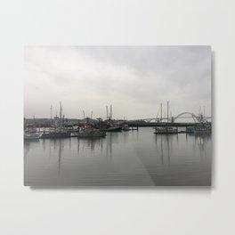Newport Oregon Metal Print