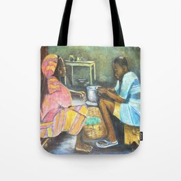 The supper Tote Bag