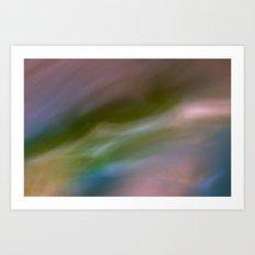 Flow V Art Print