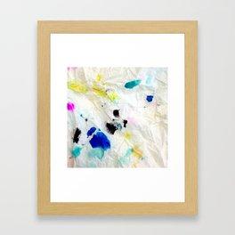 lala Framed Art Print