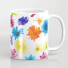 Daisy Free Fall Coffee Mug