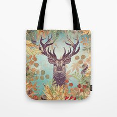 THE FRIENDLY STAG Tote Bag