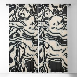 Rape of Women Blackout Curtain