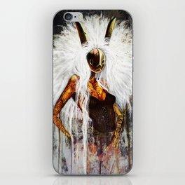 Velveteen iPhone Skin