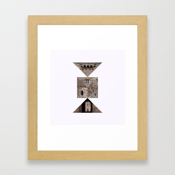 ROOK Framed Art Print