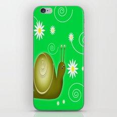 Little Snail iPhone & iPod Skin