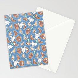 Flu Stationery Cards