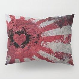 Rising heart Pillow Sham
