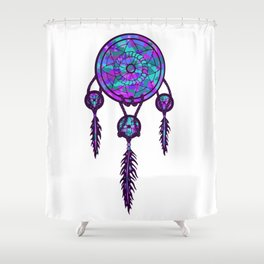Dreamcatcher [Colorful] Shower Curtain
