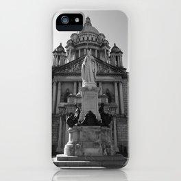 Belfast City Hall iPhone Case