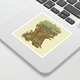 Atlas Reborn Sticker