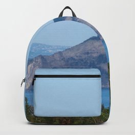Panorama of Naples Backpack