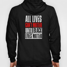 Black Lives Matter Outfit Ideas Hoody
