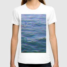 Oceanic Glitches - Dark Horizon T-shirt