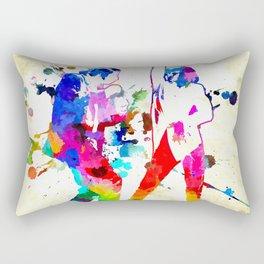 Pulp Fiction Dance Rectangular Pillow