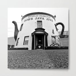 The Java Jive Metal Print